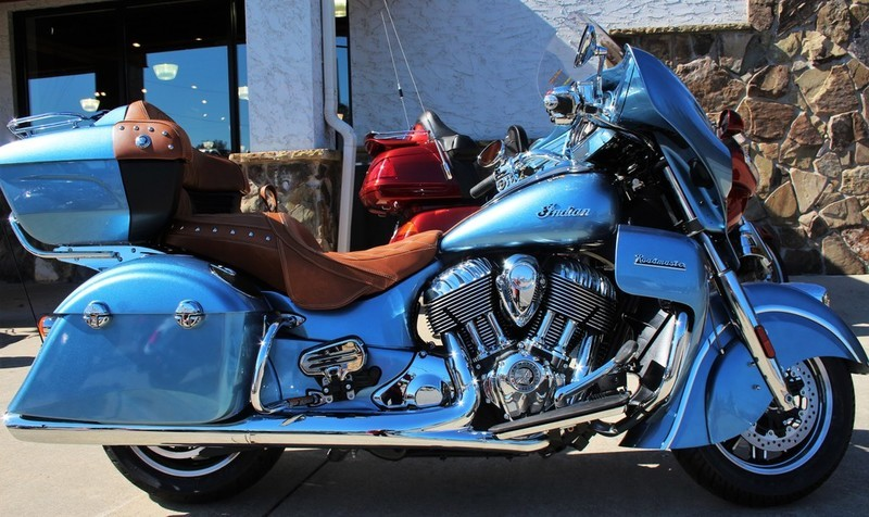 2016 Indian Indian Chief Vintage Two-Tone