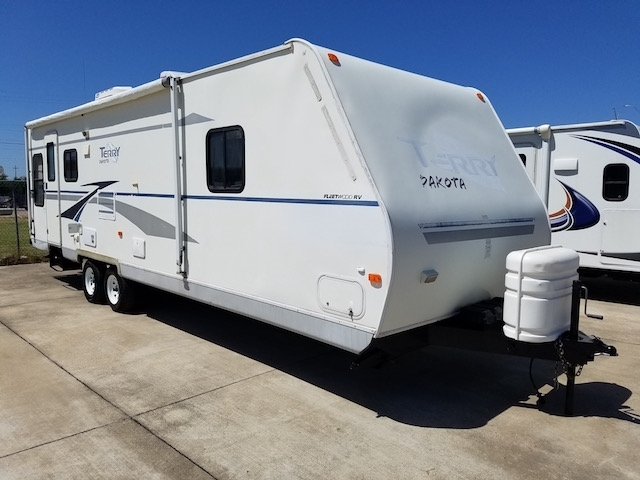 2003 Fleetwood Terry 32 Rvs For Sale In Texas