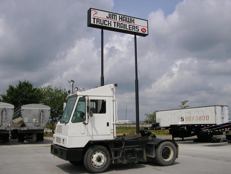2007 Ottawa Yt50 Yard Spotter Truck