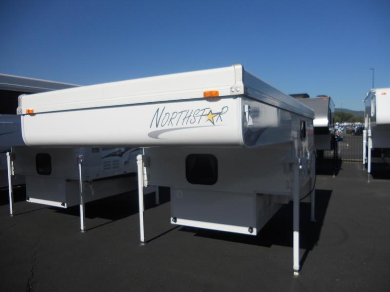 2017 Northstar Pop-Up Truck Campers 650SC Base