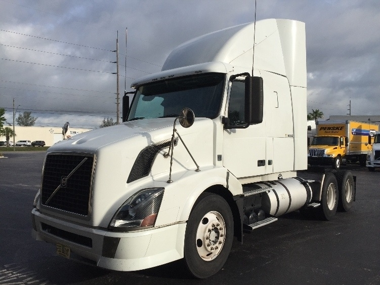 2009 Volvo Vnl64t430 Conventional - Sleeper Truck