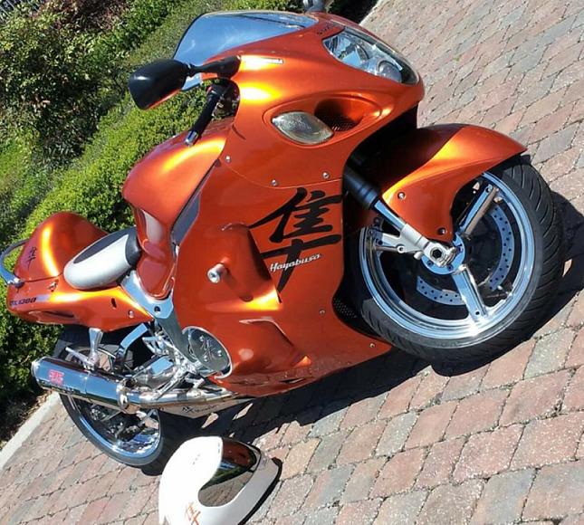 2004 Suzuki Intruder 1500