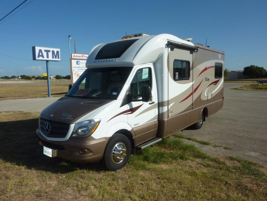 2014 Winnebago View 24g Rvs For Sale