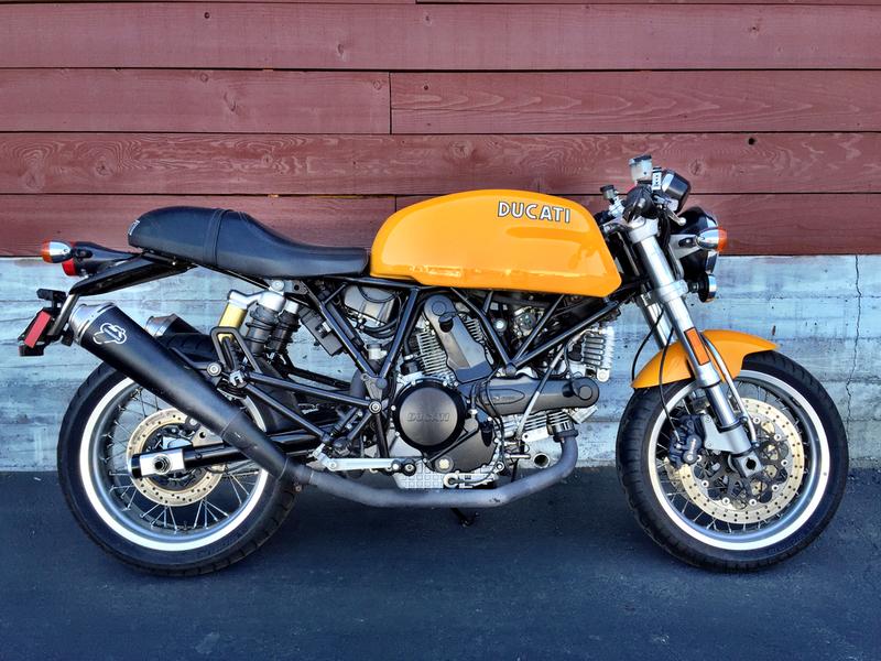 ducati sport 1000 biposto motorcycles for sale. Black Bedroom Furniture Sets. Home Design Ideas
