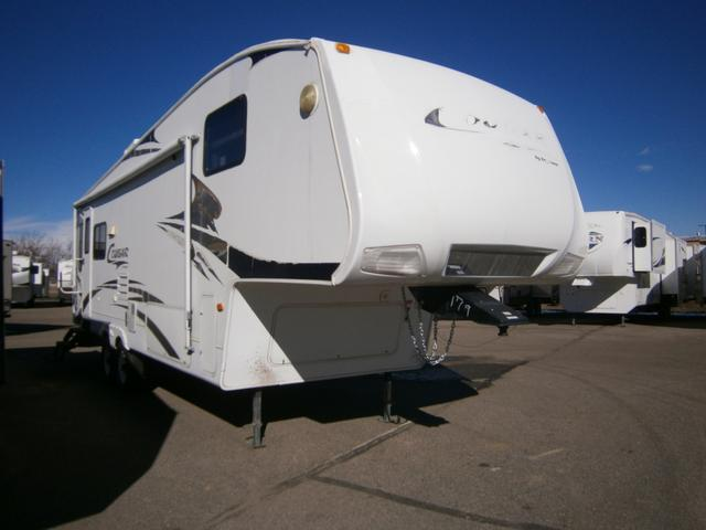 2007 Keystone Cougar 291EFS