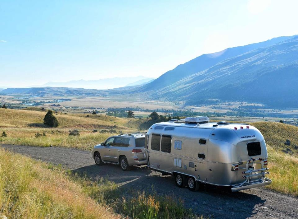Airstream Flying Cloud 23 Rvs For Sale In Colorado