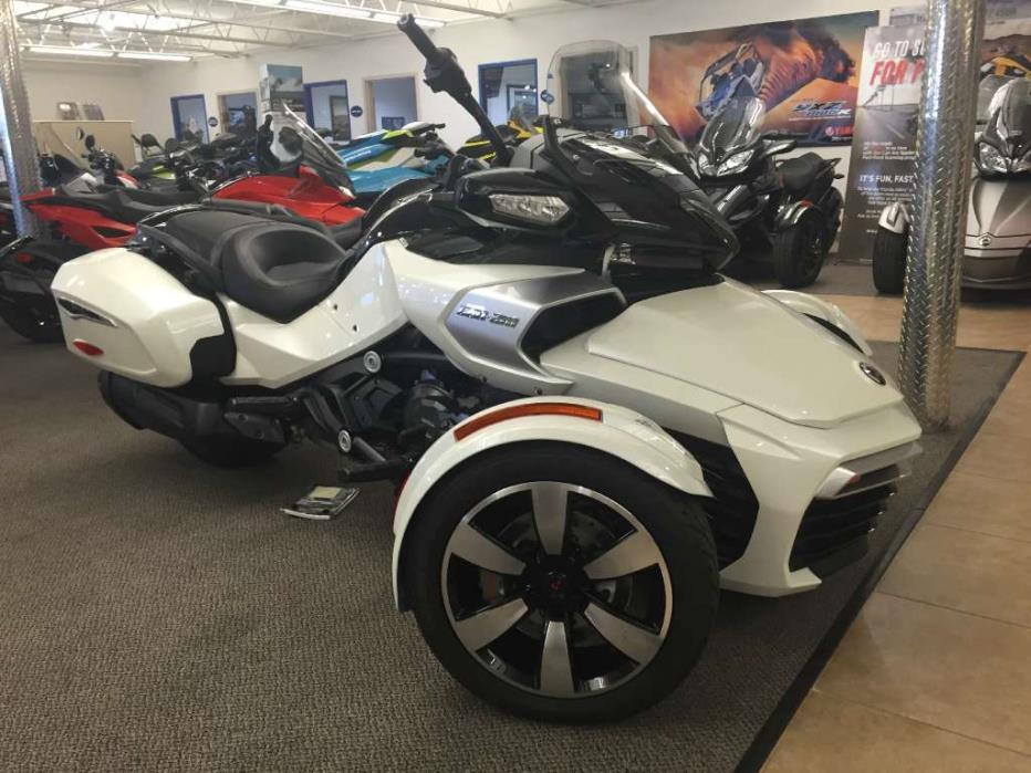 can am spyder f3 t se6 motorcycles for sale in miami florida. Black Bedroom Furniture Sets. Home Design Ideas