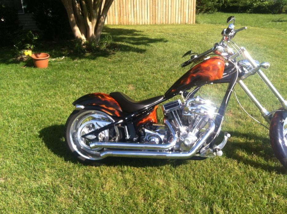2004 Big Dog Motorcycles Mastiff