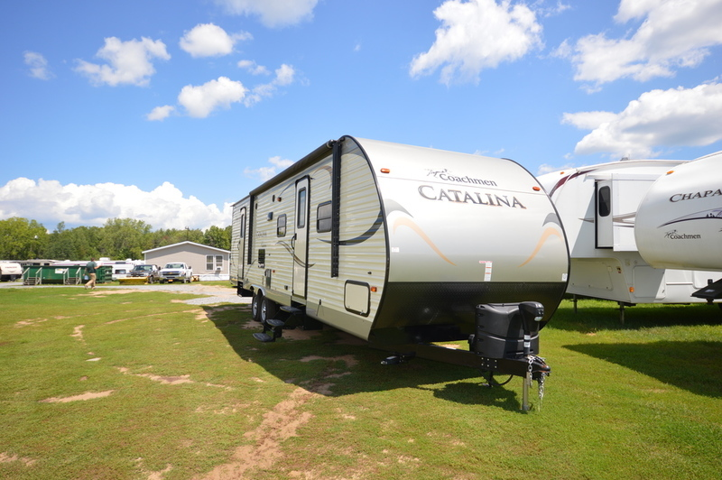 2015 Coachmen Catalina 343QBDS