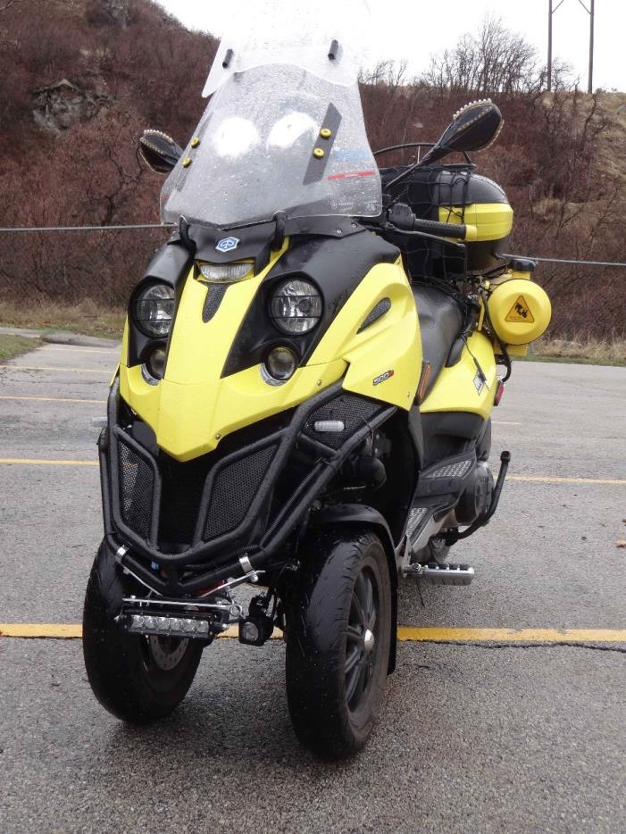 2007 Piaggio mp3 250