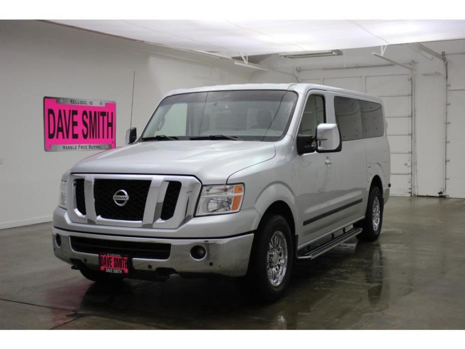 2013 Nissan Nv3500 Cargo Van