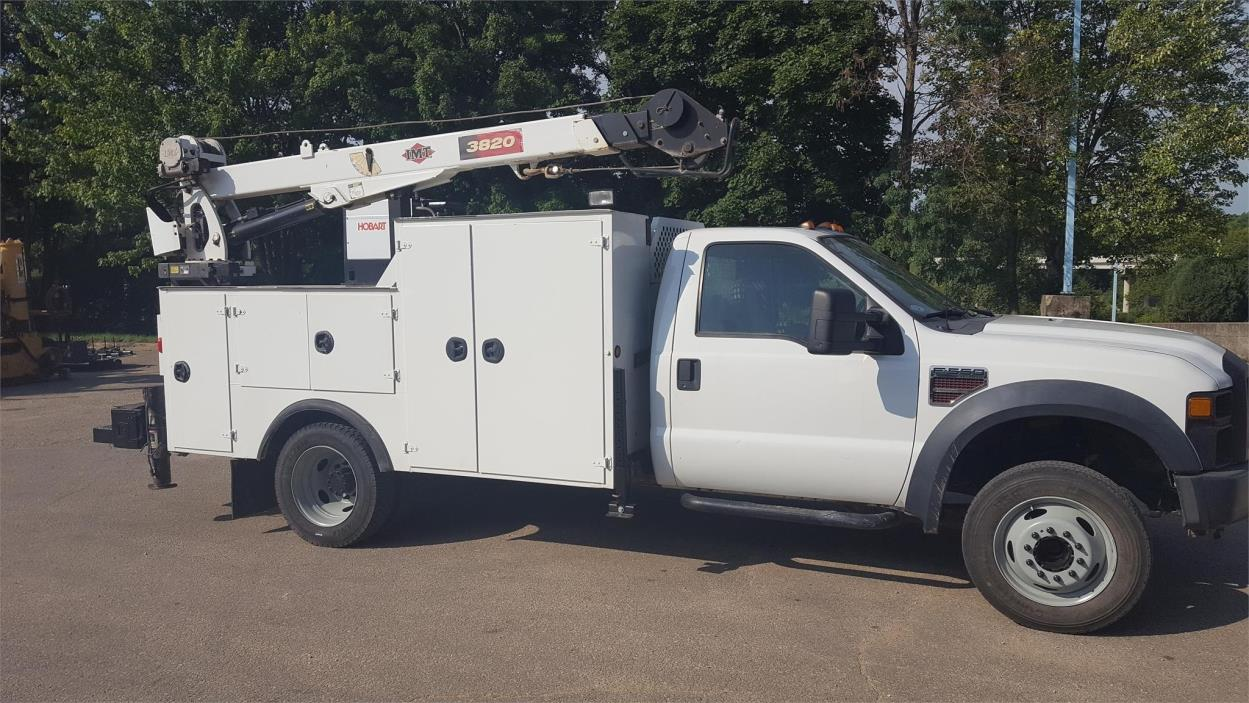 2008 Ford F550 Utility Truck - Service Truck
