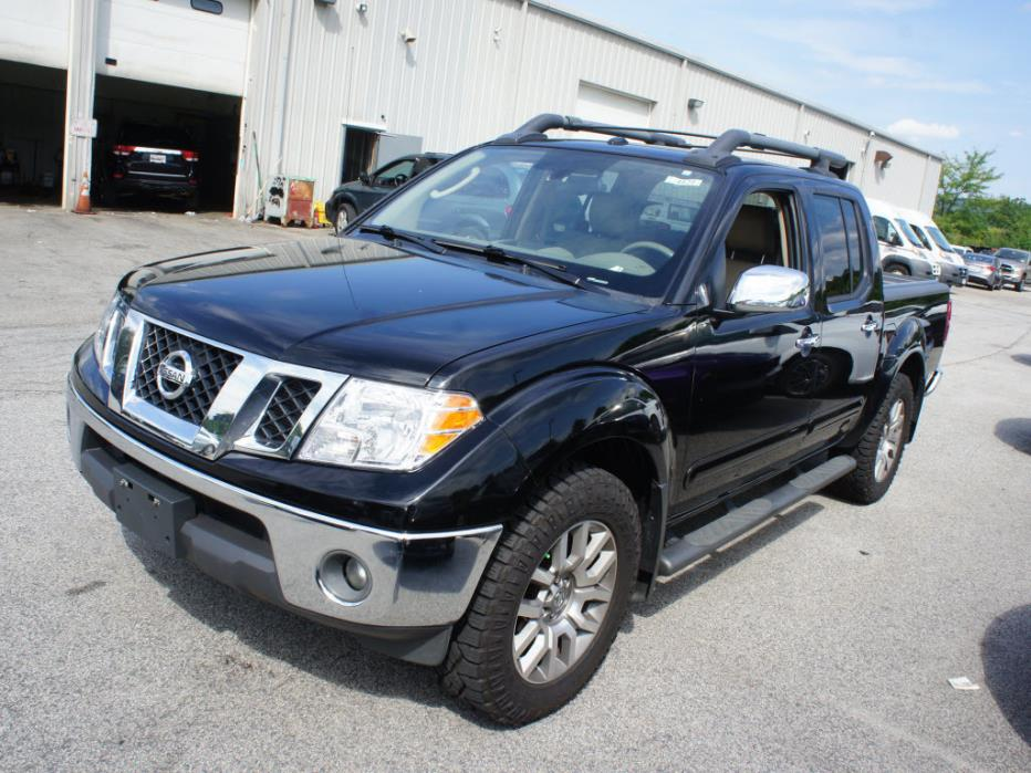 2010 Nissan Frontier Le Pickup Truck