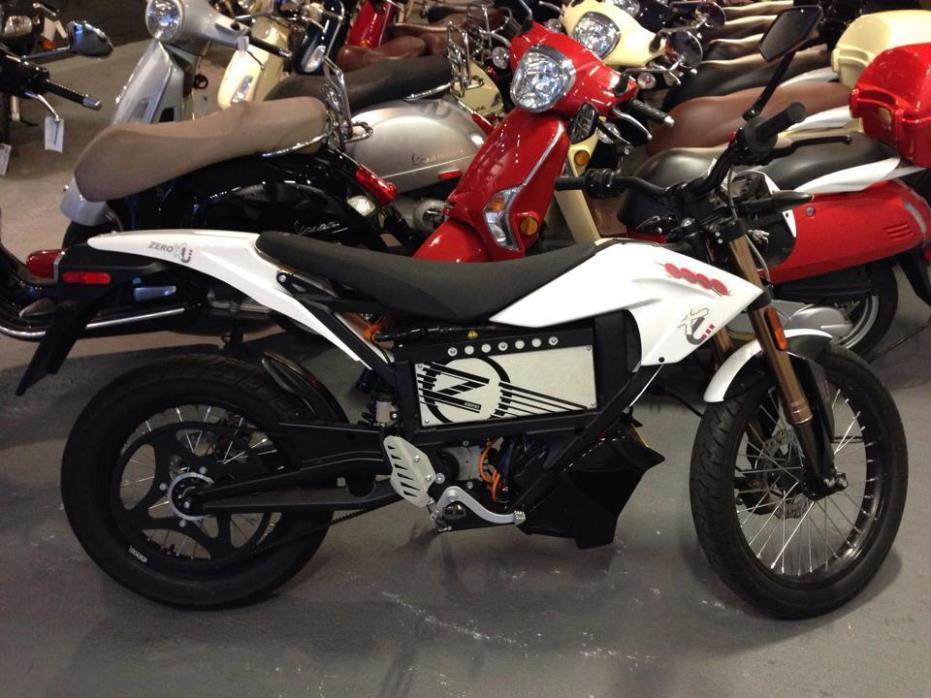 2015 Zero Motorcycles Zero-X