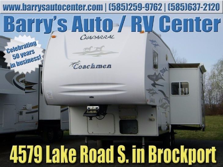 2004 Coachmen Chaparral 247RKS