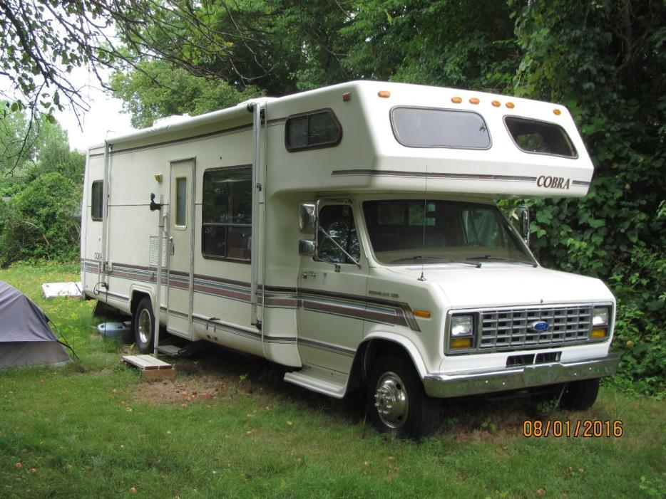 Used Thor Motor Home For Sale By Owner