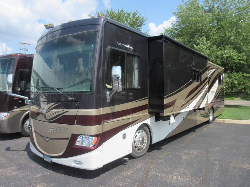 2013 Fleetwood Rv DISCOVERY 40G