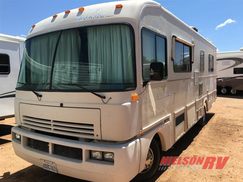1991 Fleetwood Rv Bounder 28T