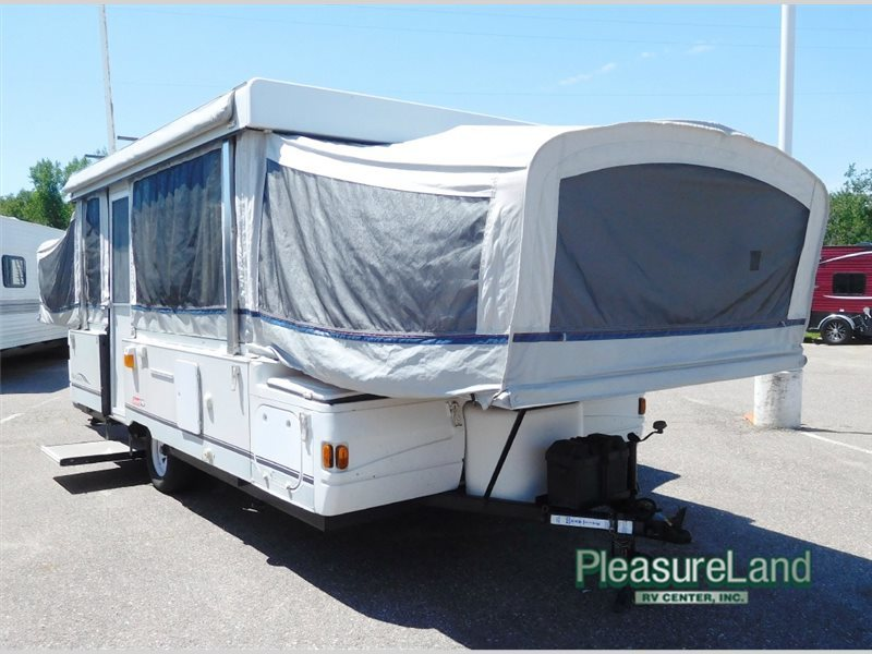 2003 Coleman Grand Tour Elite Niagra