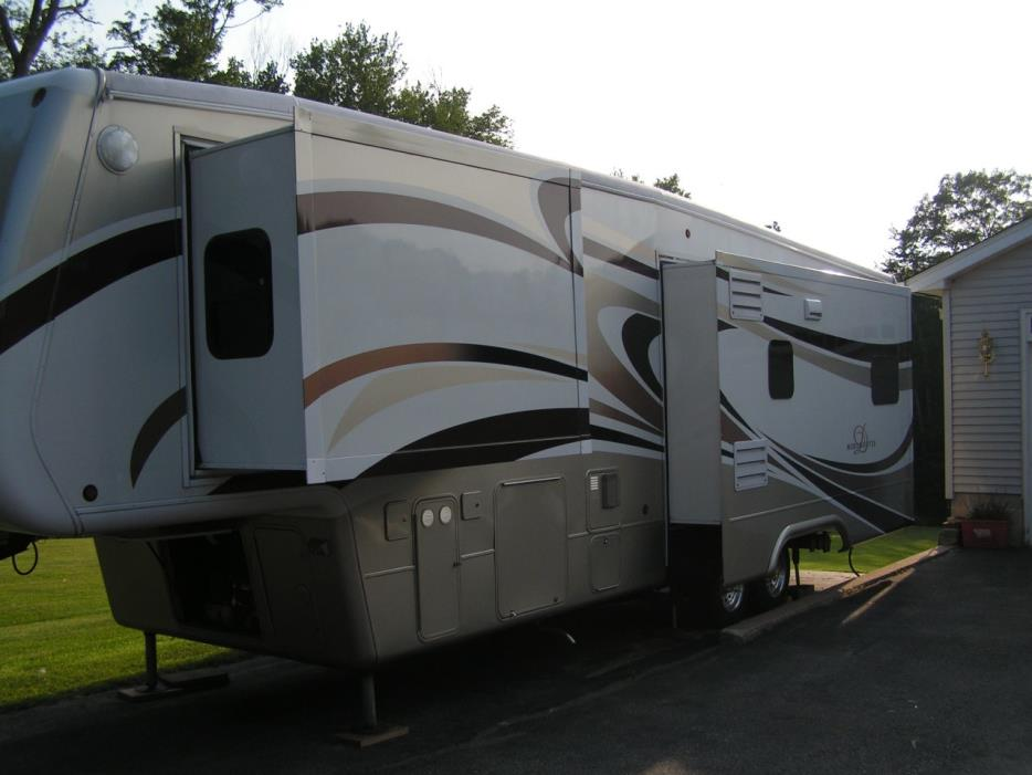 2009 DRV Mobile Suites 36TK3