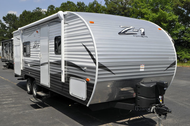 2017 Crossroads Rv Z-1 231FB