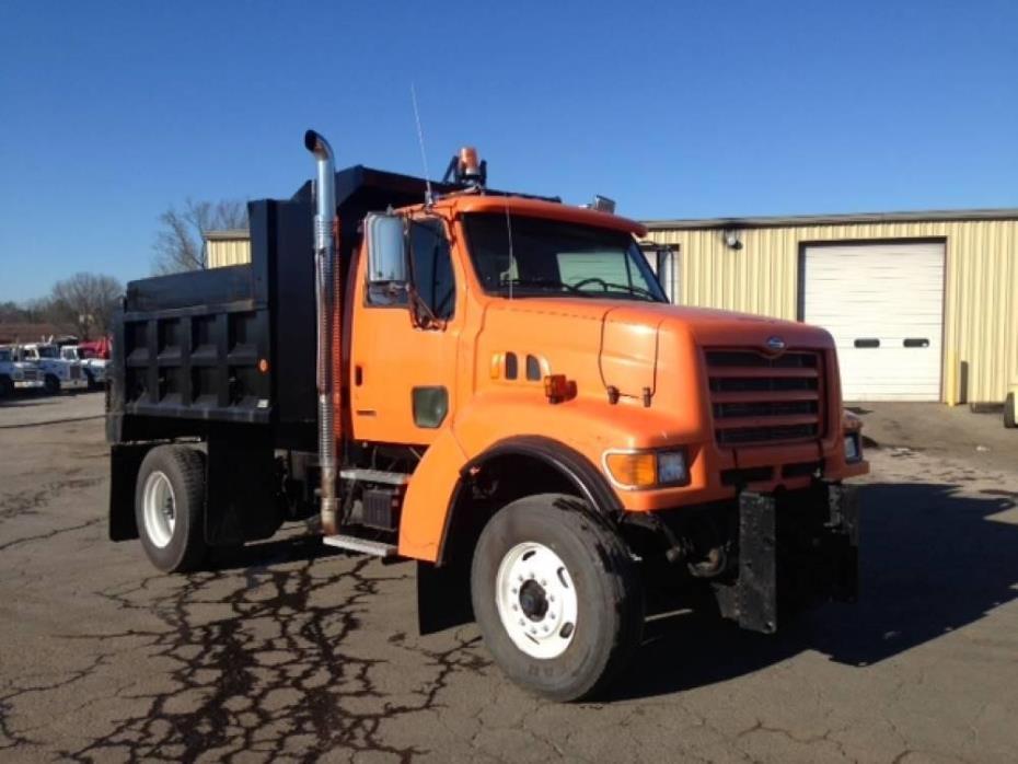 1999 Sterling Lt9500  Dump Truck