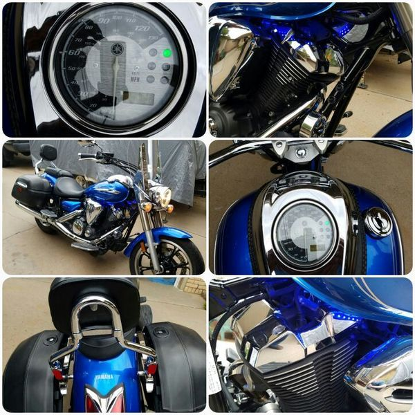Yamaha Vxs motorcycles for sale