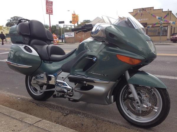 bmw k 1200 lt motorcycles for sale in miami florida. Black Bedroom Furniture Sets. Home Design Ideas