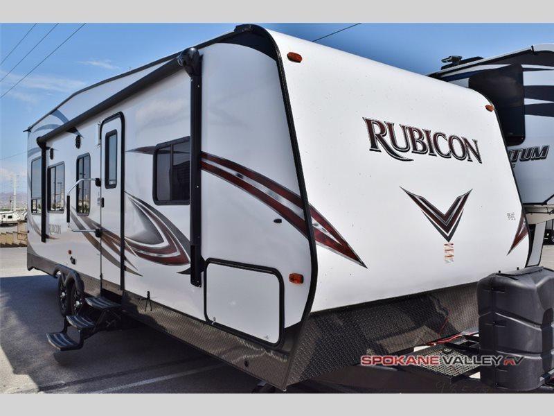 2017 Dutchmen Rv Rubicon 2500