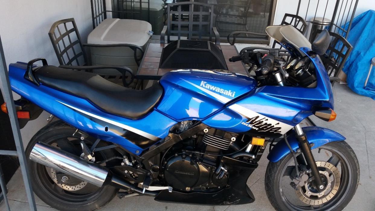 kawasaki ninja 500r motorcycles for sale in california. Black Bedroom Furniture Sets. Home Design Ideas