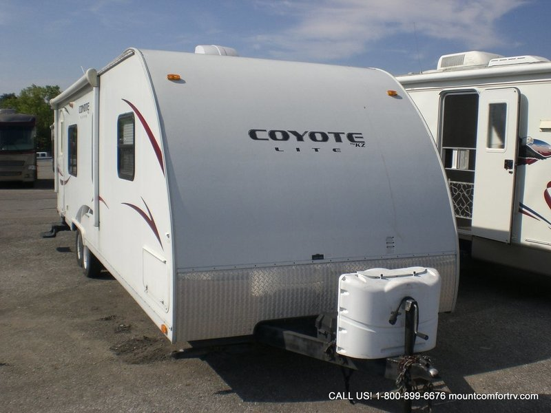 2010 Kz Rv Coyote 280