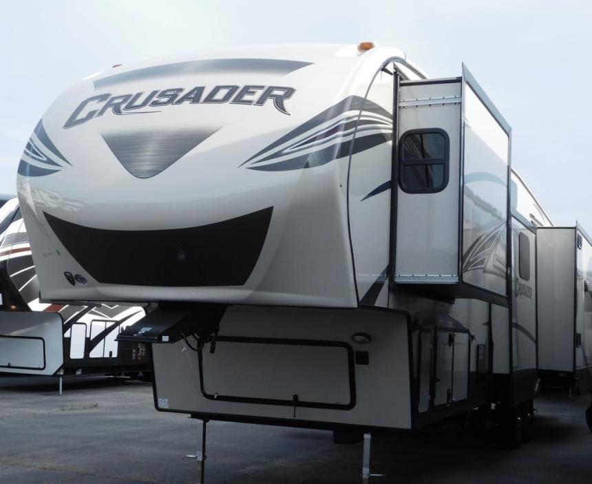 2017 Prime Time Crusader 380MBH