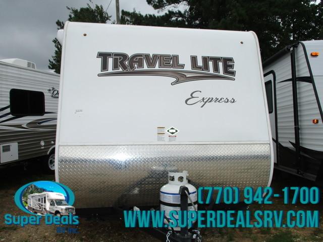 2016 Travel Lite Express 14X