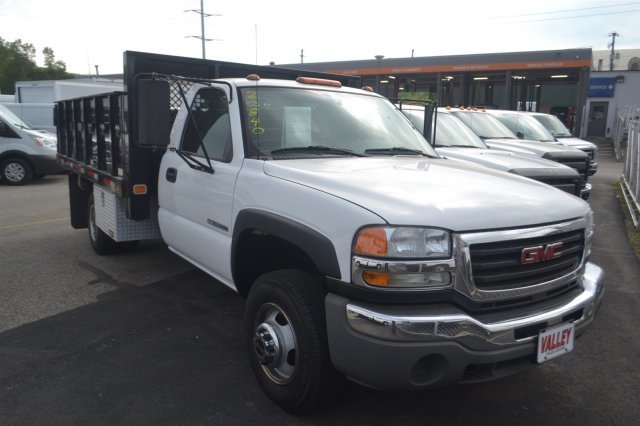 2005 Gmc Sierra 3500  Cab Chassis