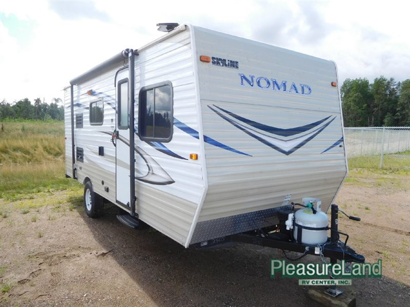 2014 Skyline Nomad Retro 186