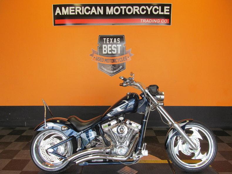 2004 American Ironhorse Chopper