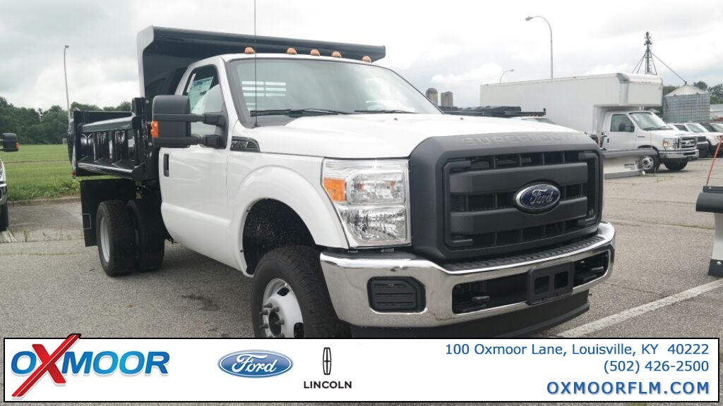 2016 Ford F-350sd  Cab Chassis