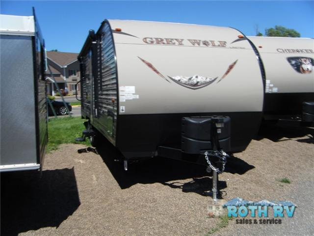 2017 Forest River Rv Cherokee Grey Wolf 26RR XL