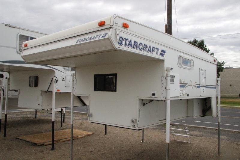 2002 Starcraft Starmate 850