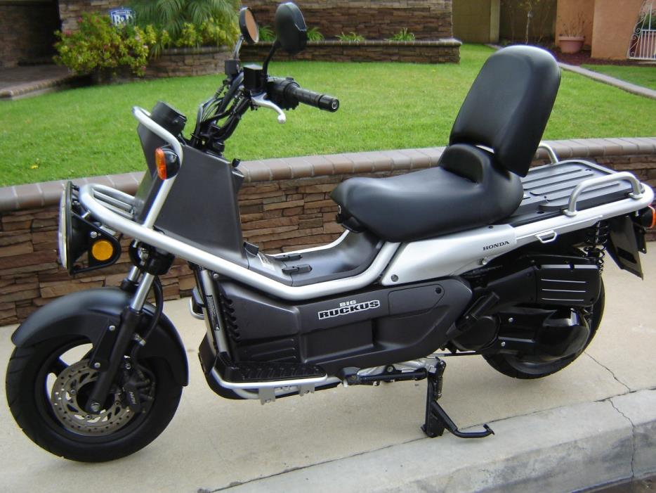 Honda Big Ruckus Ps250 Motorcycles For Sale