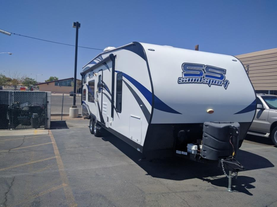 2014 Pacific Coachworks Sandsport 26FBSL