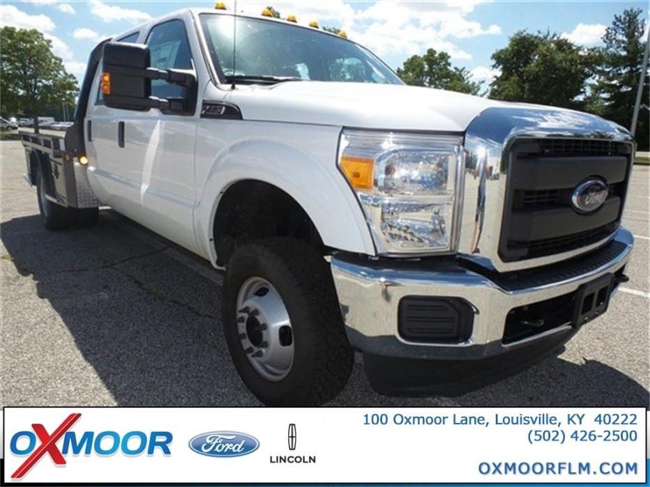 2015 Ford F-350sd  Cab Chassis