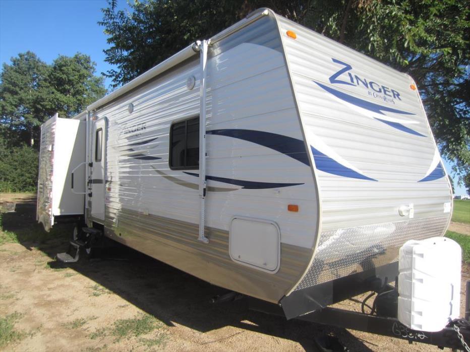 2013 Crossroads Zinger ZT33BH