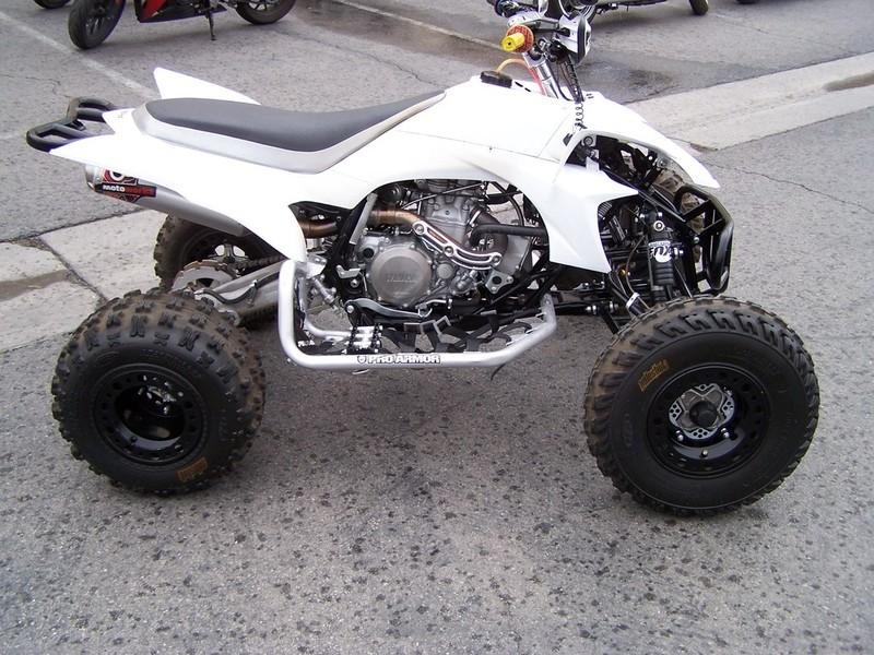 2012 Yamaha YFZ450 R