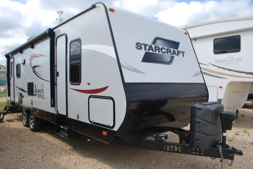 Starcraft Launch 26rls Rvs For Sale