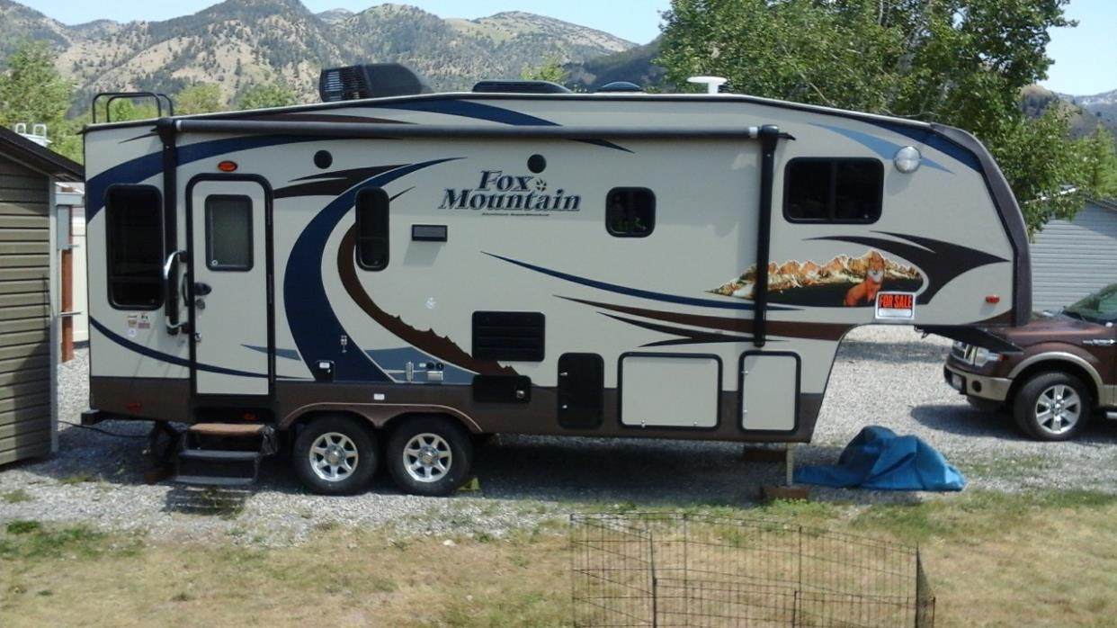 2013 Northwood Mfg Fox Mountain 235RLS