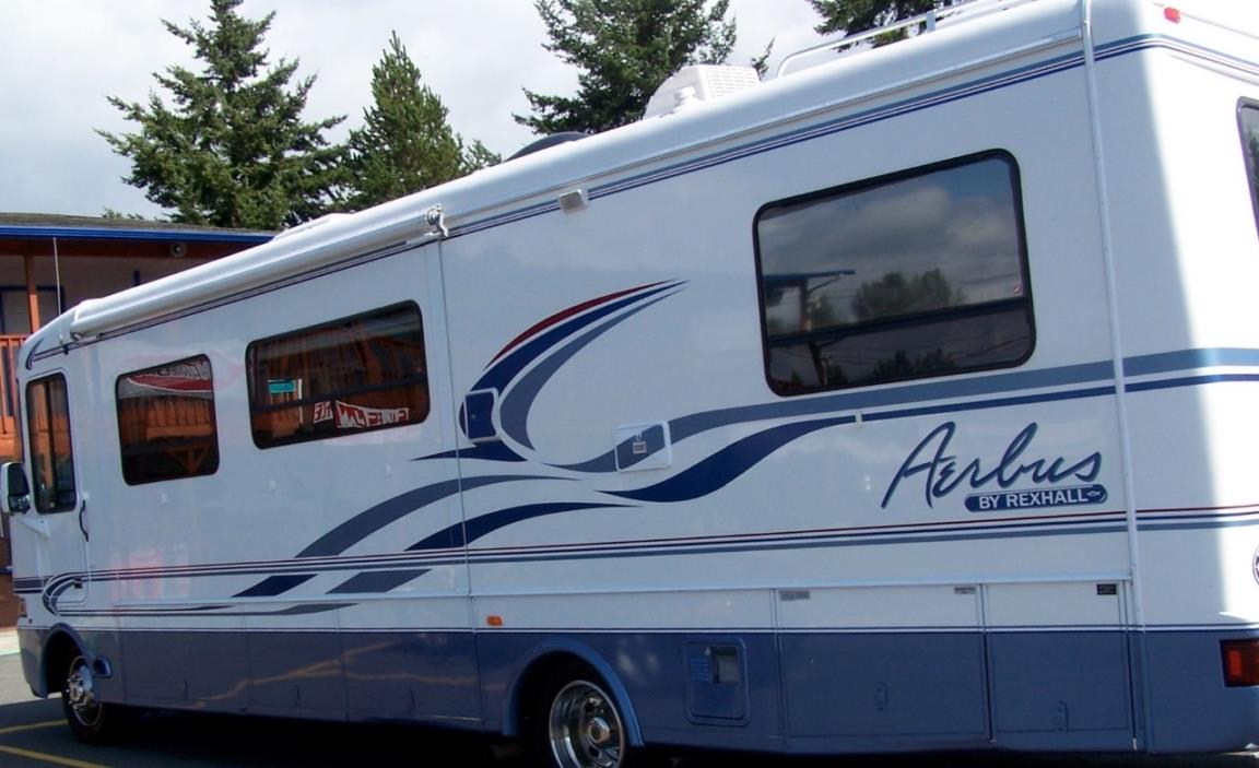 Rexhall Rvs For Sale In Washington