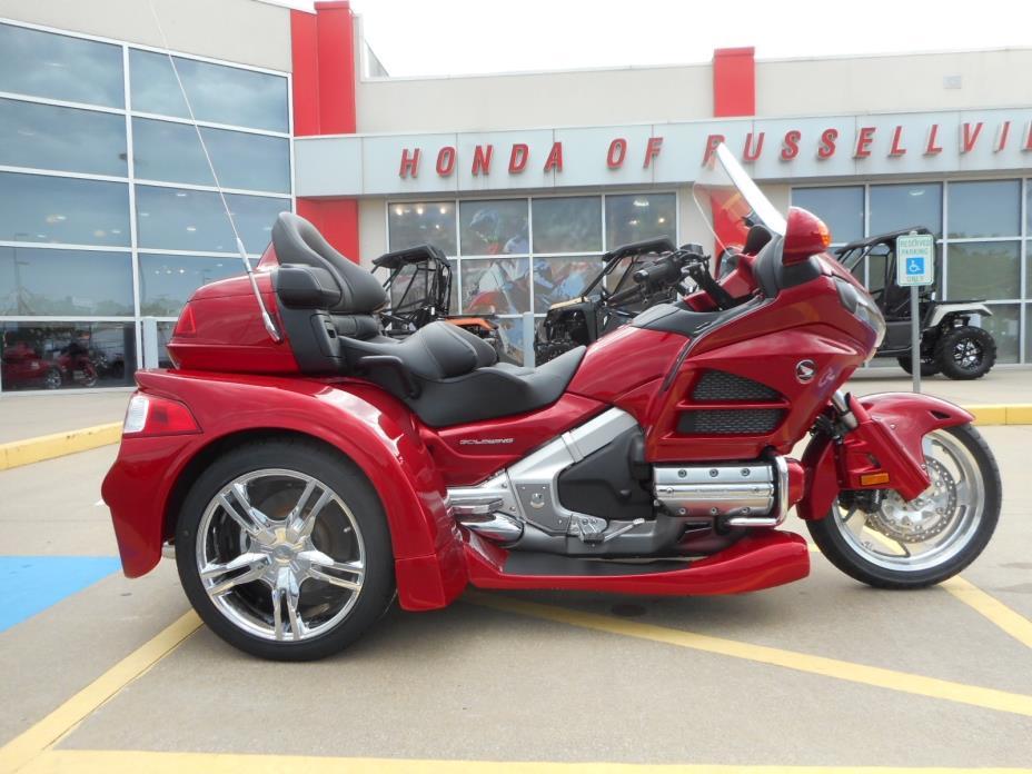 2004 Motor Trike Honda GL1800 Conversion