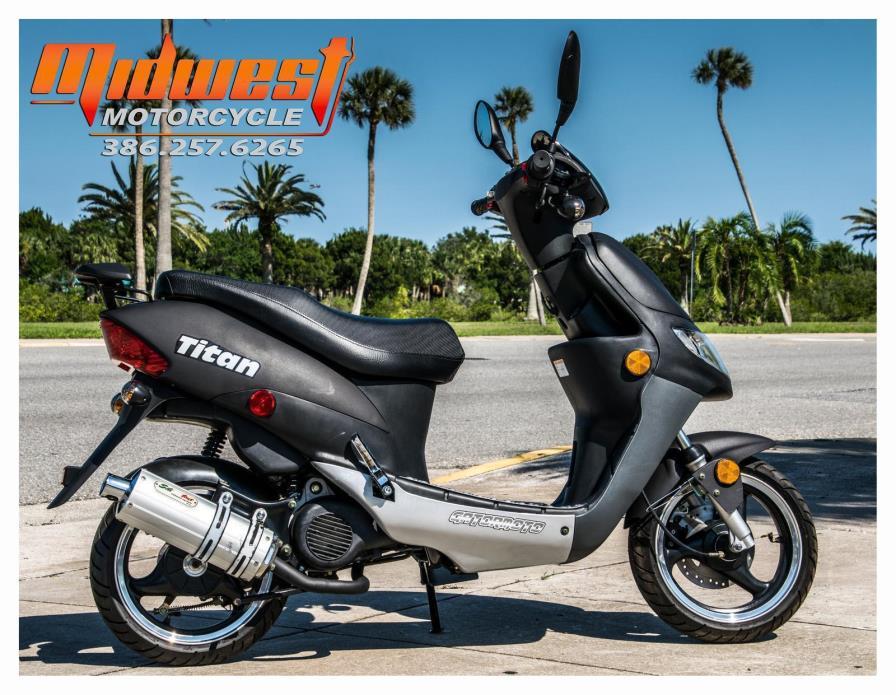 1998 Titan Motorcycle Co. Gecko RM