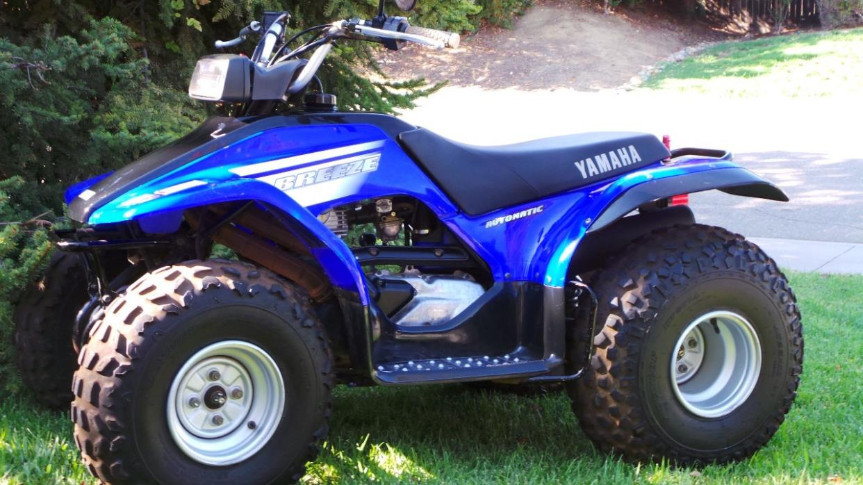 2003 Yamaha Breeze